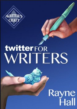 Book cover for Twitter for Writers
