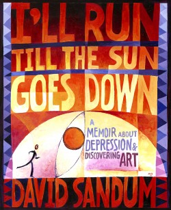 artist david sandum book cover